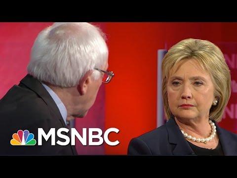 Hillary Clinton vs. Bernie Sanders On Health Care Reform | Democratic Debate | MSNBC