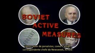 DESINFORMAÇÃO É A PRINCIPAL ARMA COMUNISTA -  Taticas de desinformação (contra-informação)