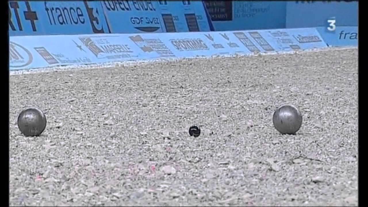 Finale championnat du monde de petanque 2012 youtube for Championnat du monde de boules carrees