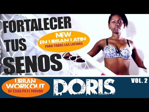 DORIS - EJERCICIOS PARA FORTALECER TUS SENOS - (URBAN WORKOUT VOL. 2)