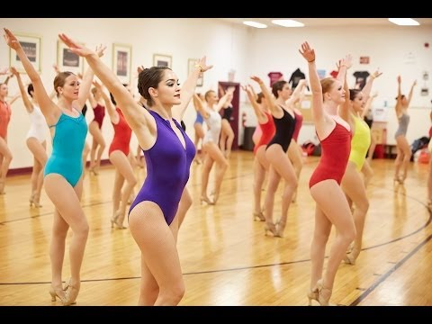 Rockette Auditions: Day One