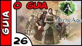 ArcheAge . O GUIA . Craft #3 . Armas Nivel 20