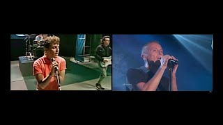 1985 Tears For Fears vs. 2019 Tears For Fears - Everybody Wants To Rule The World