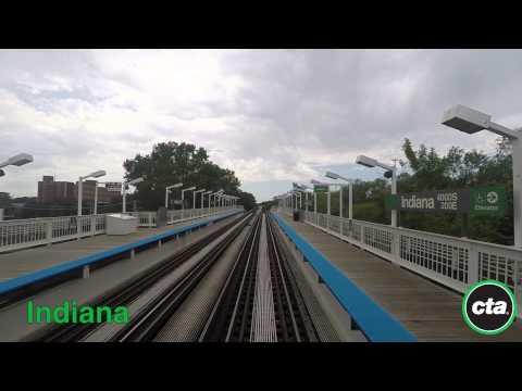 CTA Ride the Rails: Green Line to Harlem (2015)