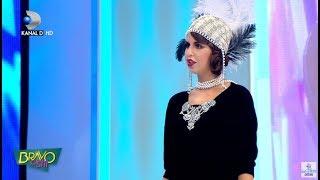 "Bravo, ai stil! (23.09.2017) - Tinuta Alinei, distrusa de jurati: ""Tinuta te poarta pe tine!"""