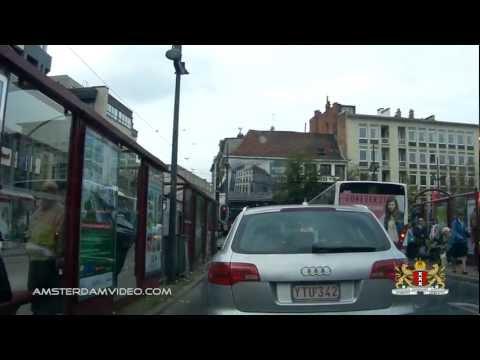 Belgium, WiFi Church & Motorways Amsterdam (9.21.11 - Day 447) Carnager Daily VLOG