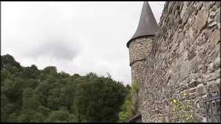 Repeat youtube video Die Burg Reinhardstein bei Ovifat soll touristisch aufgewertet werden
