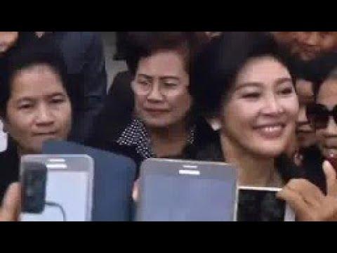 Thailand teeters on Yingluck trial verdict