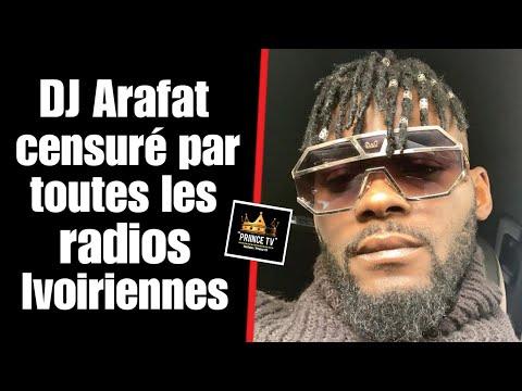 DJ Arafat CENSURÉ par toutes les radios de Côte d'Ivoire (Tous les détails) PRIINCE TV thumbnail