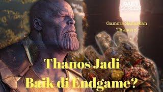 Thanos Akan Menyelamatkan Alam Semesta di Avengers EndGame || Endgame Theory