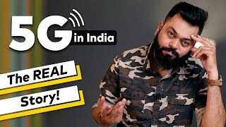 5G In India 📶 The Real Story ⚡⚡⚡ Everything You Need To Know