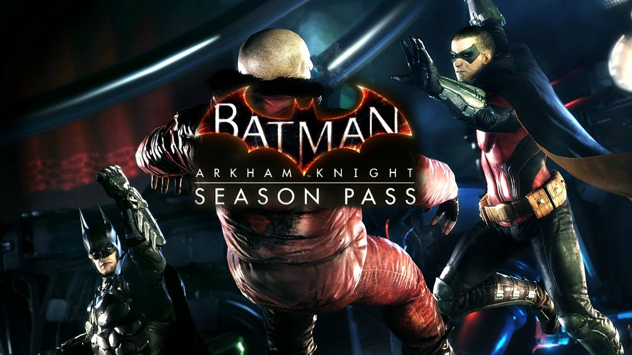 Image result for Batman Arkham Knight Season Pass
