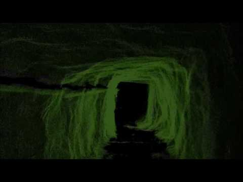 3d Mine Tunnel Point Cloud