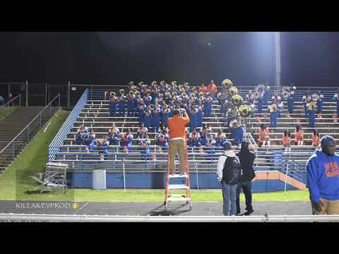 Hunters Lane High School Marching Band - Baby Shark - 2018