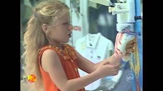 Câmera Escondida: Crianças na máquina de sorvete maluca