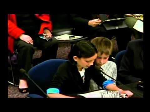 SJR13  Nevada Assembly hearing