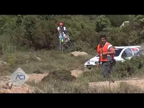 11° RALLY ITALIA SARDEGNA 2014 - CIR PS 6 08/06/2014