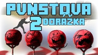KRVAVÁ PVNSTOVA DORÁŽKA 2!!! ( Wipeout Parody ) - 1.10+ EVENT :D | Craftmania.cz  | @60FpsHD
