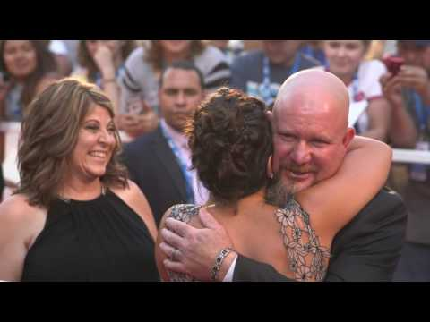 Deepwater Horizons: Mike Williams TIFF 2016 Movie Premiere Gala Arrival
