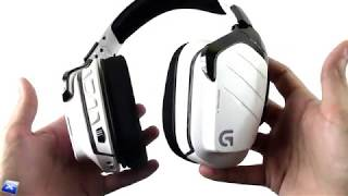 [Unboxing ITA] Logitech G933 Artemis Spectrum Snow