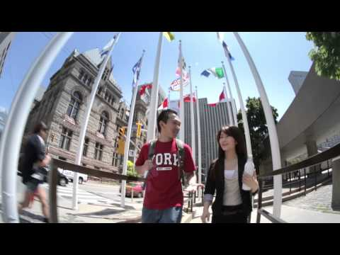 Introduction to York University (for International Students)