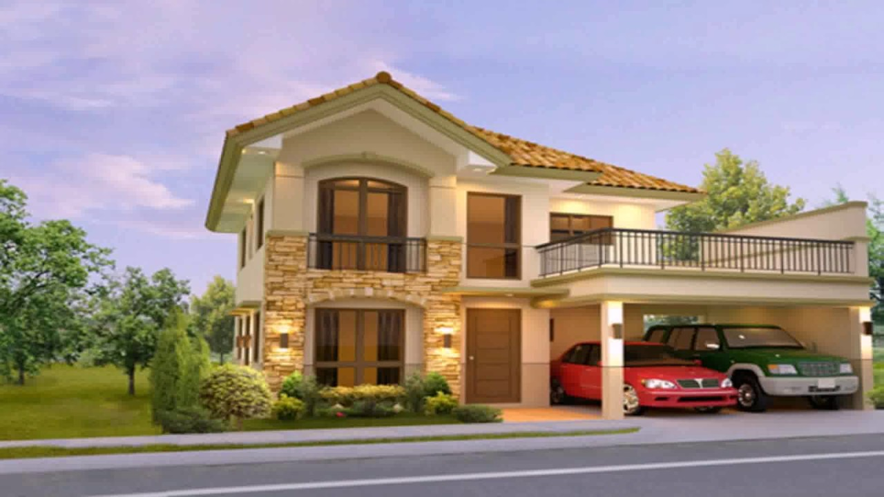 House design one story - House Design Philippines One Story