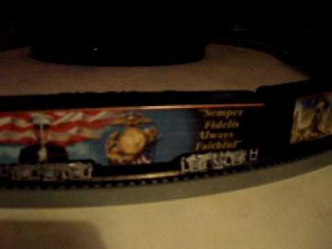 HO Train Set,  United States Marine Corps. Hawthorne Village