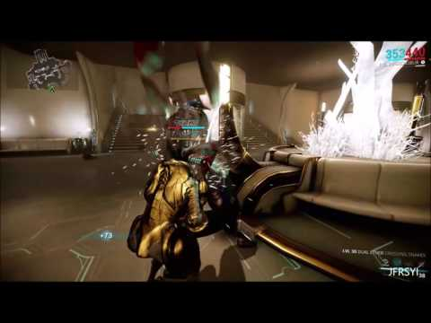WarFrame - Farming to build INCUBATOR POWER CORE