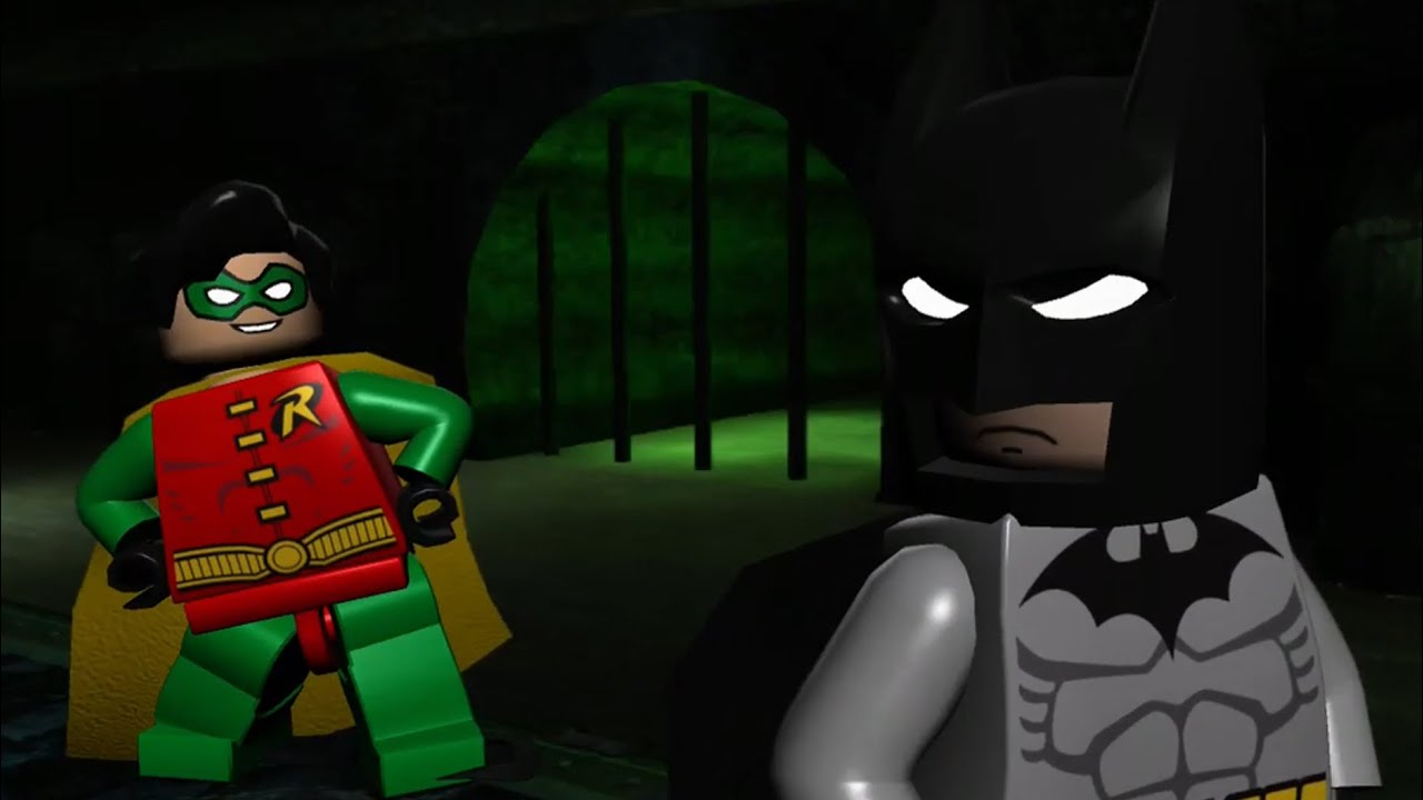 Lego Batman The Videogame Under The City