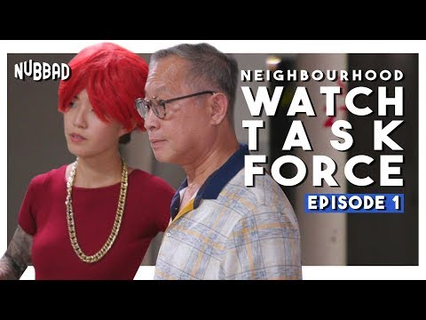 How To Stop A Peeping Tom | NWTF Episode 1 | Nubbad TV | SGAG