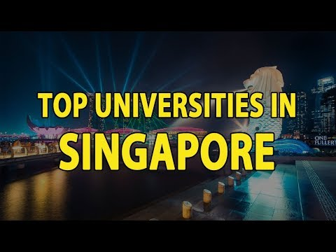 Top Universities in Singapore