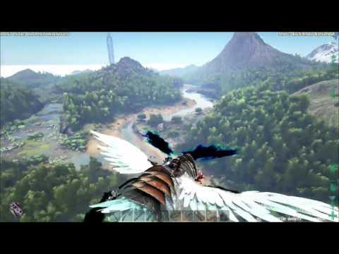 Modded ARK - Annunaki Genesis and more - Stream Highlight - Killing Primordius, The Celestial