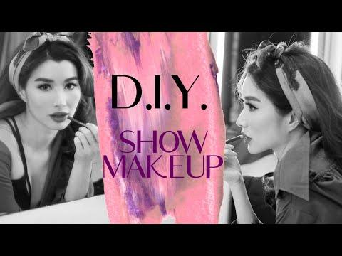 No Limits- Nicole Laurel Asensio DIY show makeup