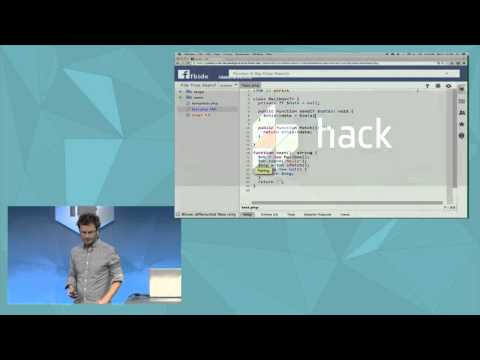Hacker Way: Facebook's High Performance Server Infrastructur
