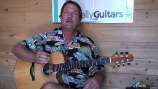 Leader Of Men - Guitar Lesson Preview