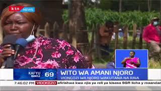 Viongozi Njoro wakutana na Raia kujadili wito wa amani sehemu hiyo