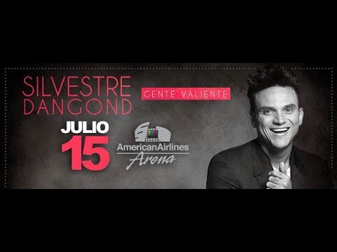 Silvestre Dangond Concert AmericanAirlines Arena Live Stream July 15th