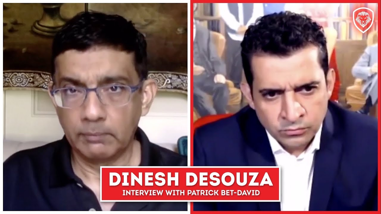 Dinesh D'Souza on Trump Card Documentary & Democratic Socialism