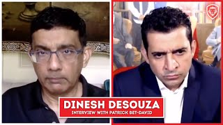 Dinesh D'Souza on Trump Card Documentary & Democratic Socialism