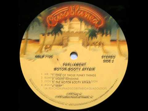 Parliament  Aqua Boogie 12 Inch Version