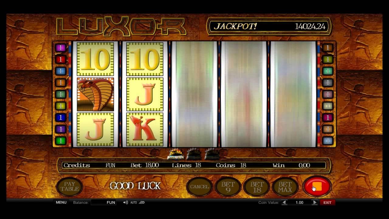 Luxor slots online casino нужно ли платить налоги с выигрышей в онлайн казино