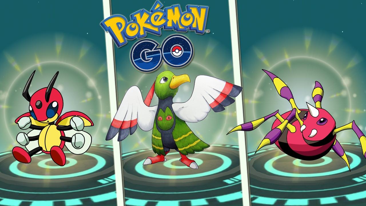 Ledyba Evolution Pokemon Golfclub