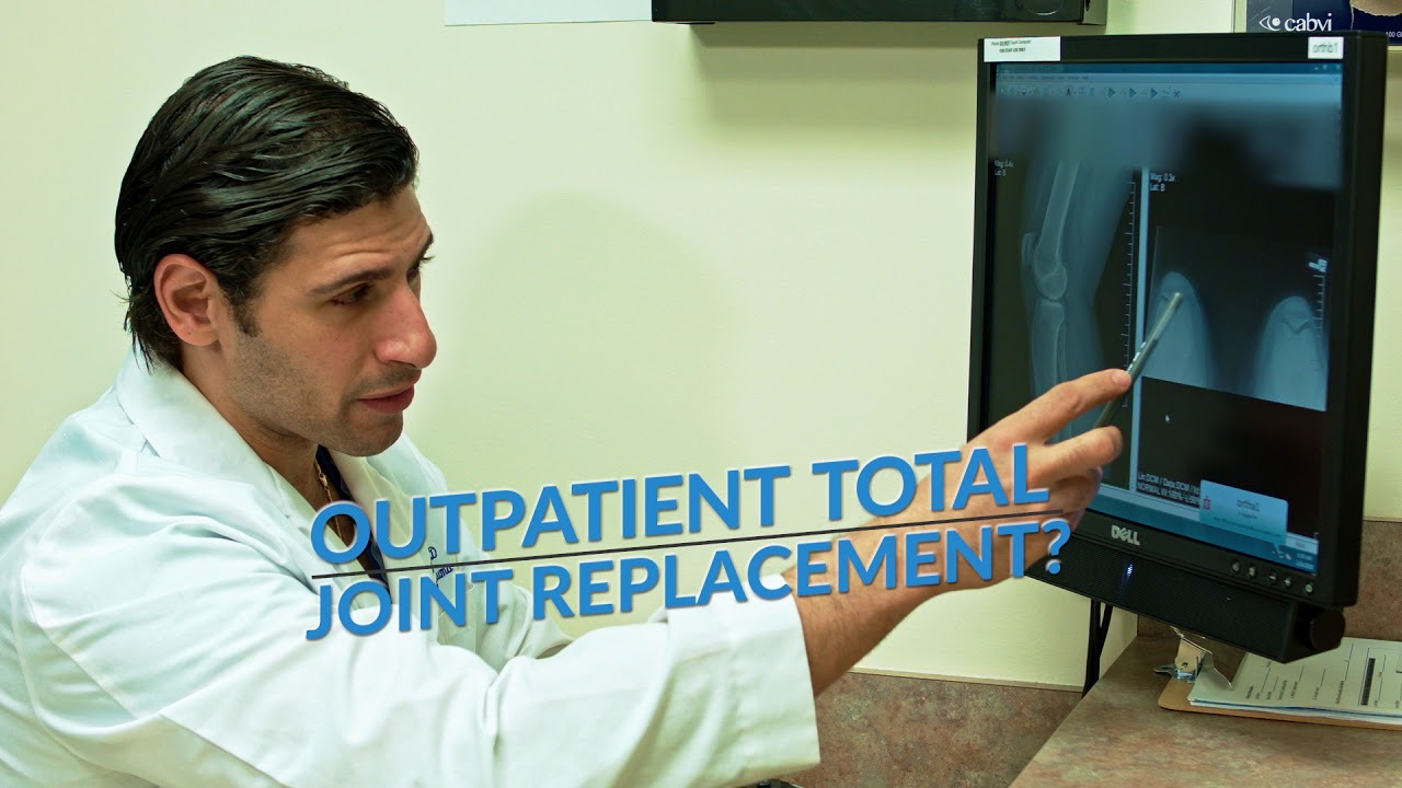 Joint Replacement and Reconstruction | Upstate Orthopedics