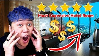 Staying At The WORST Reviewed Hotel In My City (5 STAR)