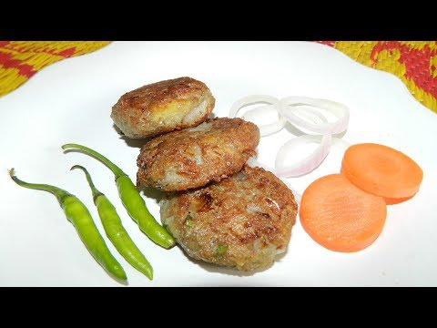 Kachki Fish Tikiya | Kachki Fish Recipe