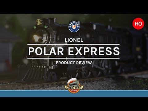 HO Scale Lionel Polar Express
