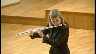 Robert Muczynski 3 prelüüdi sooloflöödile op. 18 (Allegro - Andante molto - Allegro molto)