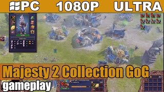 Majesty 2 Collection GoG gameplay HD [PC - 1080p] - Fantasy RTS