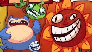 Troll Face Quest Video Games - Secrect Levels Trolling w/ Pokemon Go Snorlax