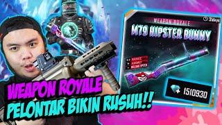 PELONTAR BARU INI BIKIN RUSUH!! M79 HIPSTER BUNNY!! - FREE FIRE INDONESIA
